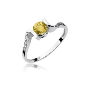 Diamonds Pierścionki z diamentami W120C050B
