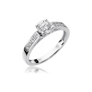 Diamonds Pierścionki z diamentami W198B042B