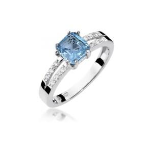 Diamonds Pierścionki z diamentami W79T070B