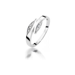 Diamonds Pierścionki z diamentami W107B003B