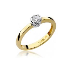 Diamonds Pierścionki z diamentami W131B025Z