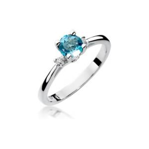 Diamonds Pierścionki z diamentami W17T050B