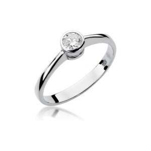 Diamonds Pierścionki z diamentami W224BB025B