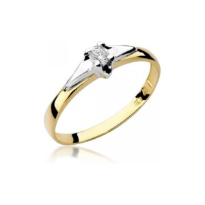 Diamonds Pierścionki z diamentami W88B010Z