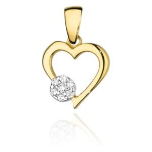 Diamonds Zawieszki z diamentami S21B006Z