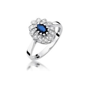 Diamonds Pierścionki z diamentami W354S070B