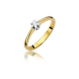 Diamonds Pierścionki z diamentami W319B010Z