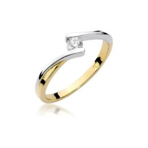 Diamonds Pierścionki z diamentami W180B010Z