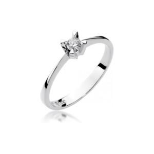 Diamonds Pierścionki z diamentami W58B012B