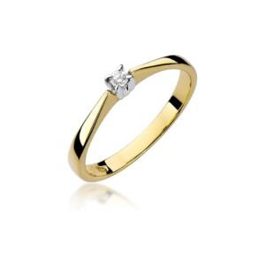 Diamonds Pierścionki z diamentami W175B003Z