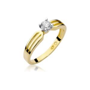 Diamonds Pierścionki z diamentami W226BB025Z