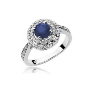 Diamonds Pierścionki z diamentami W274S100B