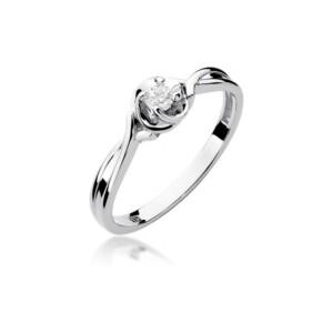 Diamonds Pierścionki z diamentami W329B010B
