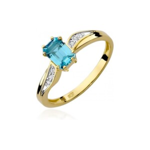 Diamonds Pierścionki z diamentami W94T065Z
