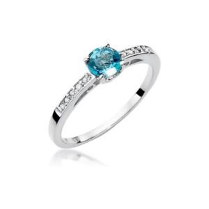 Diamonds Pierścionki z diamentami W66T050B