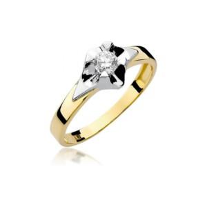 Diamonds Pierścionki z diamentami W155B030Z