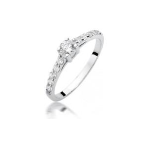 Diamonds Pierścionki z diamentami W409B060B
