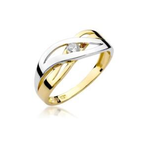 Diamonds Pierścionki z diamentami W156B010Z