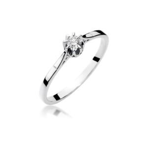 Diamonds Pierścionki z diamentami W209B010B