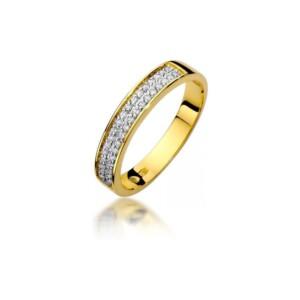 Diamonds Pierścionki W410B018Z