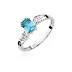 Diamonds Pierścionki z diamentami W94T065B
