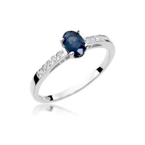 Diamonds Pierścionki z diamentami W67S070B