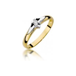 Diamonds Pierścionki z diamentami W88B004Z