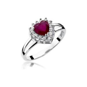 Diamonds Pierścionki z diamentami W310R110B