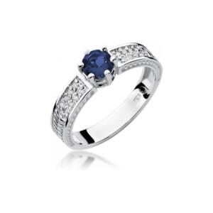 Diamonds Pierścionki z diamentami W75S050B