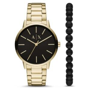 Armani Exchange Cayde Gift Set AX7119 - zegarek męski