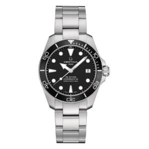 Certina DS Action Diver C032.807.11.051.00 - zegarek męski