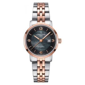Certina DS Caimano Lady Small Automatic C035.007.22.127.01 - zegarek damski