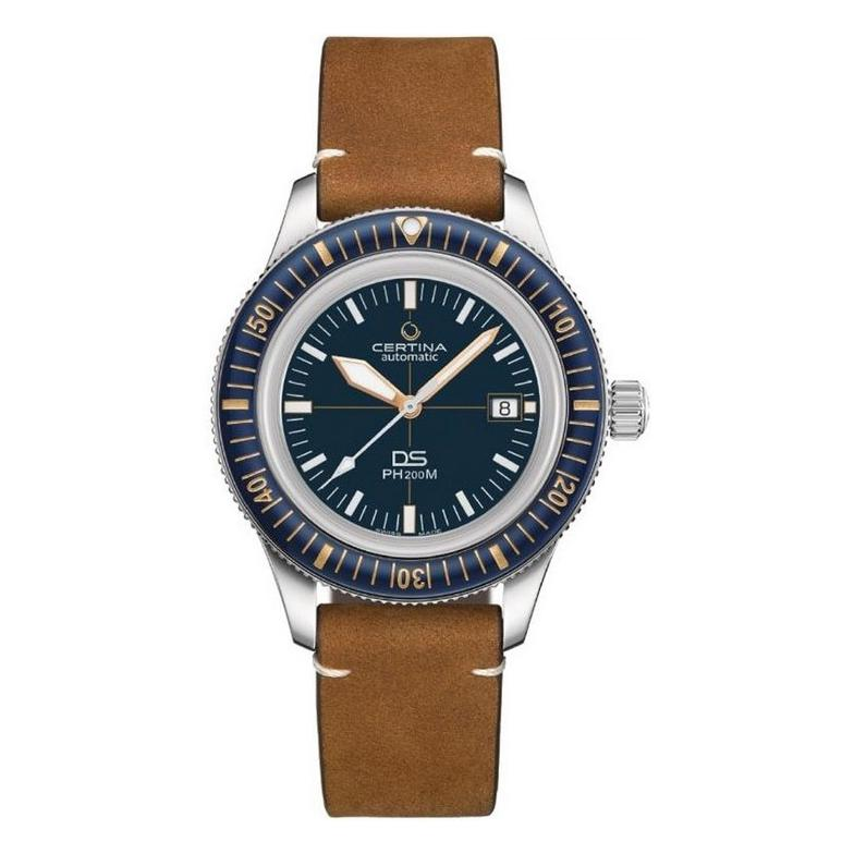 Certina DS PH200M Ceramic Sapphire Powermatic 80 C036.407.16.040.00 - zegarek męski 1