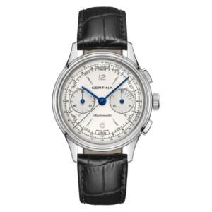 Certina DS Chronograph Automatic A05 Valjoux C038.462.16.037.00 - zegarek męski