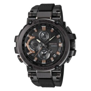 G-shock Exclusive Metal Twisted G 2-Way Sync MTG-B1000TJ-1A - zegarek męski