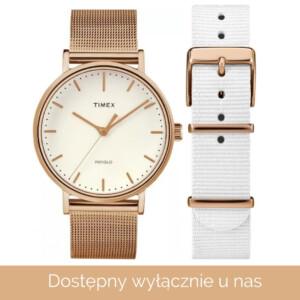Timex KOLEKCJA SPECJALNA dla ZegarkiCentrum.pl TW2R49100BR - zegarek damski