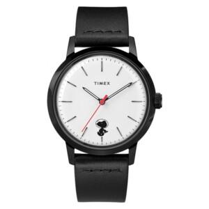Timex Marlin Automatic X Peanuts Featuring Snoopy Space Traveler TW2U12600 - zegarek męski