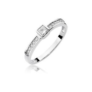 Diamonds Pierścionki z diamentami W327B024B