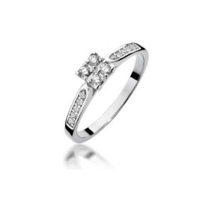 Diamonds Pierścionki W402B016B