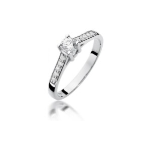Diamonds Pierścionki W398B042B