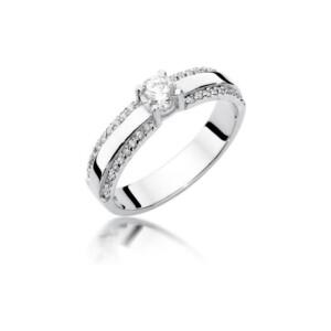 Diamonds Pierścionki z diamentami W356B045B