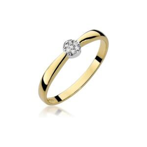 Diamonds Pierścionki z diamentami W322B004Z