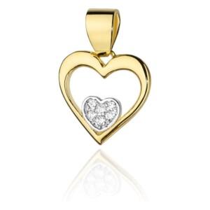 Diamonds Zawieszki z diamentami S22B005Z