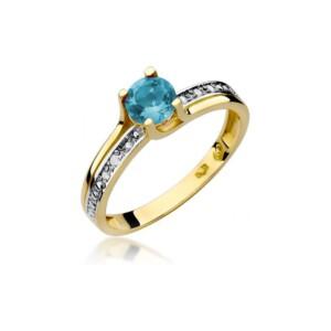 Diamonds Pierścionki z diamentami W106T050Z