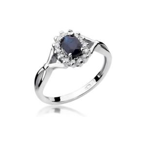 Diamonds Pierścionki z diamentami W182S070B