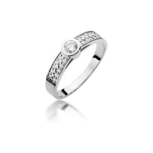 Diamonds Pierścionki W389B035B