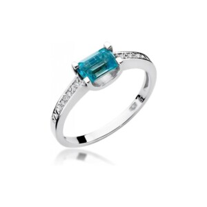 Diamonds Pierścionki z diamentami W105T065B