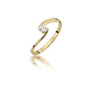 Diamonds Pierścionki z diamentami W366B009Z