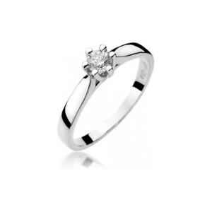 Diamonds Pierścionki z diamentami W222BB025B