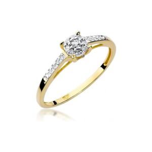 Diamonds Pierścionki z diamentami W55B012Z